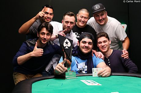 Shakeeb Kazemipur Wins LAPT Panama; Becomes Second Canadian LAPT Champ
