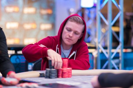 2015 WPT Amsterdam Main Event Day 4: Warburton Leads Final Table