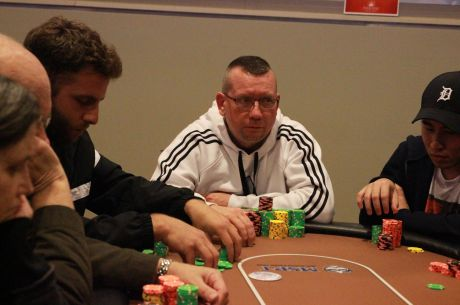 2015 MSPT FireKeepers Main Event Day 1c: Lundy Leads as New Michigan State Record Set