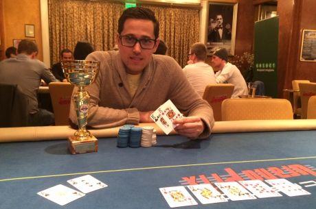 Martin Mänd tegi PokerNews Live finaalturniiril ajalugu!