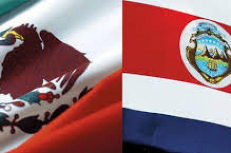 México logra clasificar al ACP 2015 ganándole a Costa Rica