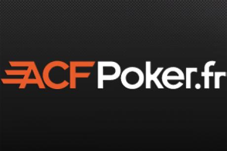 ACFPoker.fr, circulez c'est fermé