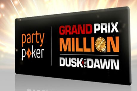 Partypoker Grand Prix Million Facing Potential Massive Overlay