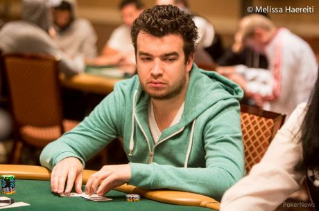 Chris Moorman Wins PokerStars Sunday 500 For First Time; Captures 25th Triple Crown