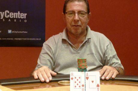 Jorge Torres ganó el Jueves de Poker en City Center