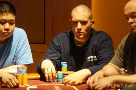 Hollywood Poker Open Columbus Main Event: Daniel Swartz Bags Day 1a Chip Lead