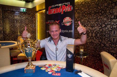 Pärnu meistrivõistluste auhinnafond oli 6200 eurot, tiitli võitis Ove Laur