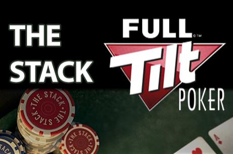 """Full Tilt pasiūlymas: savaitės trukmės turnyrų serija """"The Stack"""""""