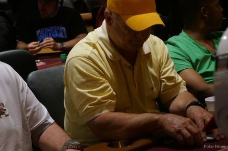 Hollywood Poker Open Columbus Main Event: Doug Holland Bags Day 1b Chip Lead