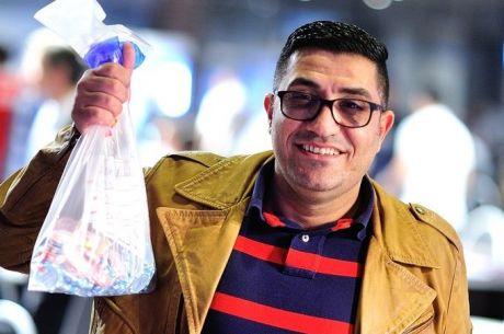 Eureka Hamburg Highroller: Abbas Pahlewani in Führung