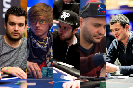 Five Brits To Watch at the 2015 World Series of Poker