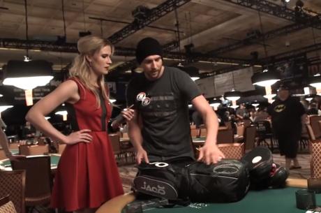 Throwback Thursday: What's in Brandon Shack-Harris' Sack?