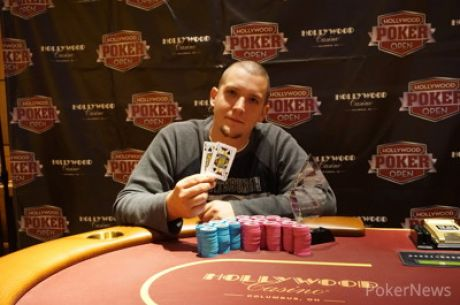 Daniel Swartz Wins Hollywood Poker Open Columbus Regional Main Event for $70,560
