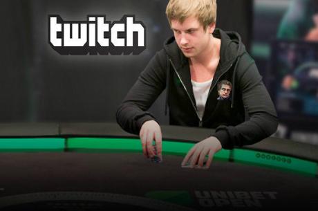 ÉLŐ VIDEÓ: Nézz bele Isildur 10 órás sessiönjébe az Unibet Pokeren!