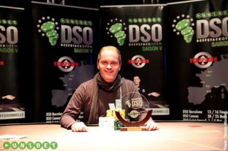"""François Creignou : """"Je considère le poker comme un sport"""""""