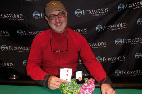 David Kluchman Wins the World Series of Poker Circuit Foxwoods Main Event for $124,370