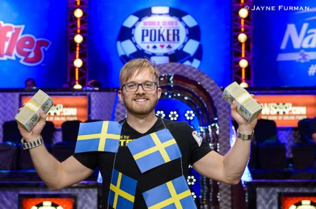 Main Event Champs Jacobson, Riess, and Merson Excited to be Back at the WSOP