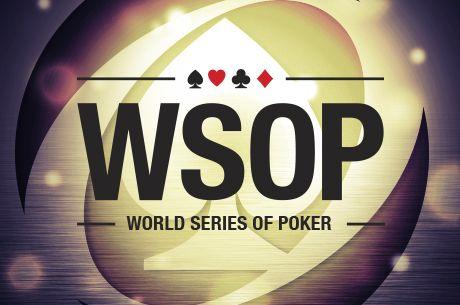 A 2015-ös World Series of Poker menetrendje