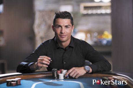 """Cristiano Ronaldo Approda a PokerStars: """"Il Poker è il Mio Gioco"""""""