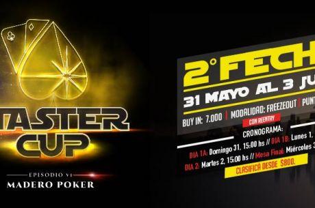 La segunda fecha de la Madero Master Cup 7K comienza el domingo