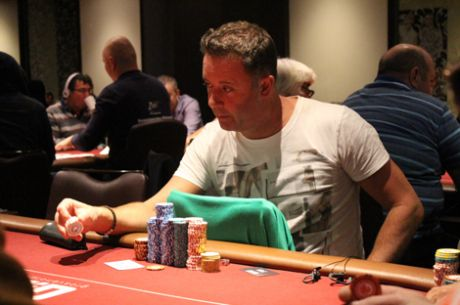 Fraser Bellamy Leads After Day 1a of 2015 GUKPT Cardiff