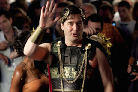 Poker Fans Become Gladiators as Colossus Kicks Off