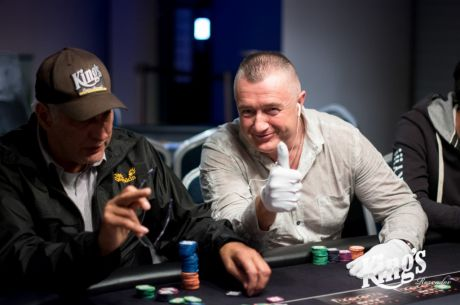 Josef Peterek dominoval ve dni 1A IMOP Main Eventu o €100,000