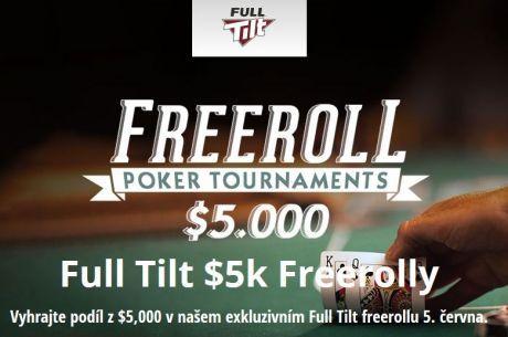 Poslední šance na kvalifikaci do $5.000 freerollu na Full Tiltu