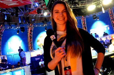 Tatjana Pasalic: Live at the 2015 WSOP and Loving It