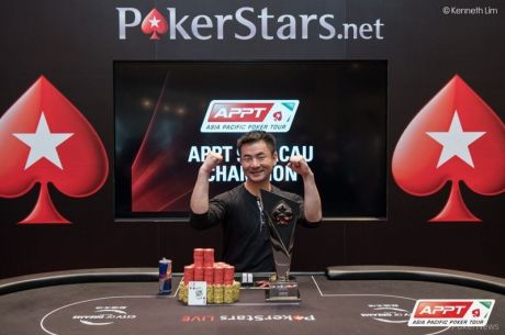 Yat Wai Cheng Wins 2015 PokerStars.net APPT Season 9 Macau Main Event for HK$2,525,000