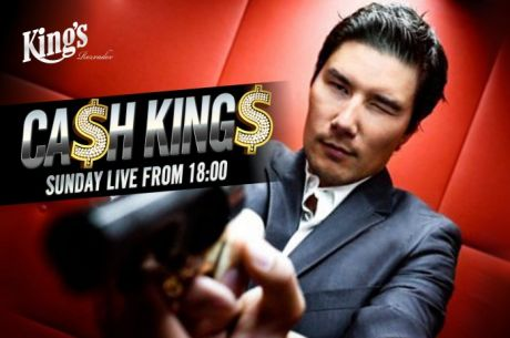 [STREAM] Cash Kings v neděli – Pot Limit Omaha Live s Benjeminem Kangem od 18:00
