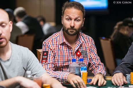 Let The Games Begin: Daniel Negreanu Turns Up at the 2015 WSOP