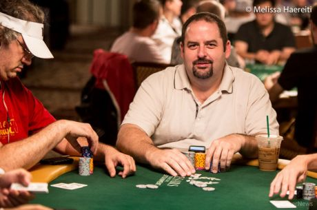 WSOP Event #7 - Rep Porter & Phil Galfond in top van leaderboard na Dag 1