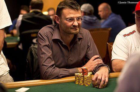 WSOP 2015: José Carlos Brito ITM; Rumen Nanev no Dia 3 do Colossus