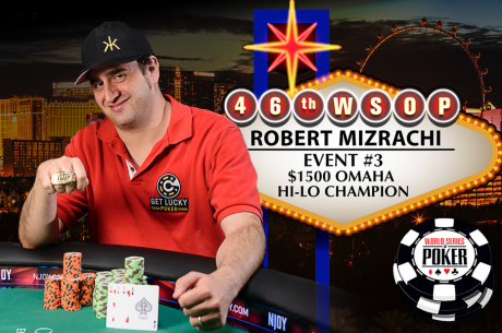 2015 WSOP Day 5: Mizrachi Captures Gold, a Colossal Controversy, and Turbo Final Table