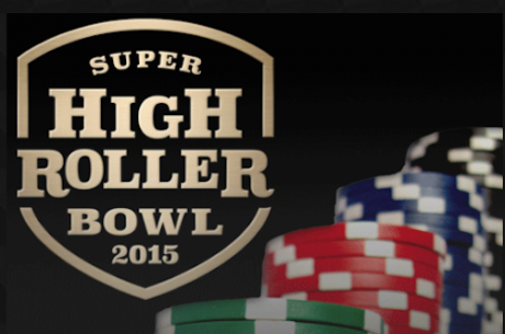 NBC Sports Network to Air 13 Episodes of Super High Roller Bowl Poker Championship