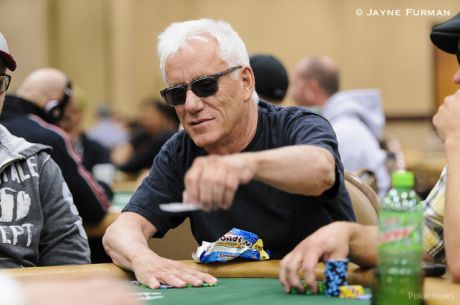 Breakfast Money to Bracelets: A Look at James Woods' Poker Career