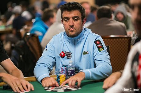 WSOP 2015: Nanev ITM no Colossus; Akkari Top 3 no RAZZ & Mais