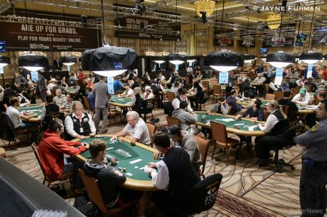 A Look at WSOP Event #10: $10,000 Heads-Up No-Limit Hold'em Championship Day 1 Bracket