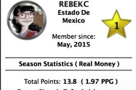 REBEKC gana la serie online del GDC en México