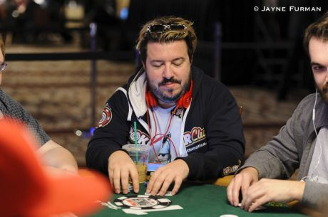 2015 World Series of Poker: Max Pescatori holt 3. Bracelet bei Event 9
