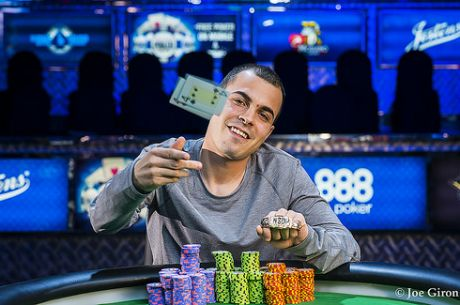 "WSOP 2015: Cord Garcia Vence ""THE COLOSSUS"" ($638,880)"