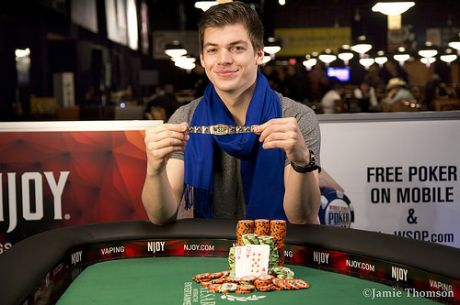 WSOP 2015: Paul Michaelis Vence Evento #8 - $1,500 PLH ($189,818)