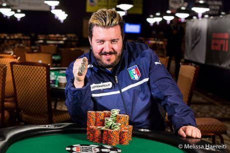 WSOP 2015: Max Pescatori Vence Evento #9 - $1,500 Razz ($155,947)