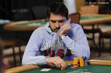 Димитър Данчев продължава в Ден 2 на Event #12: $1,500 No-Limit...
