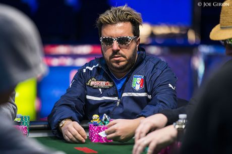 $1,500 Razz: The Italian Pirate Returns to WSOP Glory