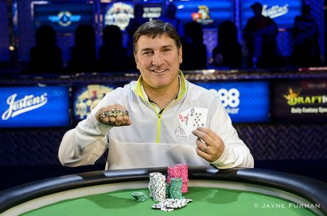 WSOP 2015: Keith Lehr Vence Evento $10: $10,000 Heads-Up NLH Championship ($334,430)
