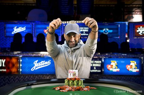 William Kakon Vence Evento #11 $1,500 Limit Hold 'em ($196,055)