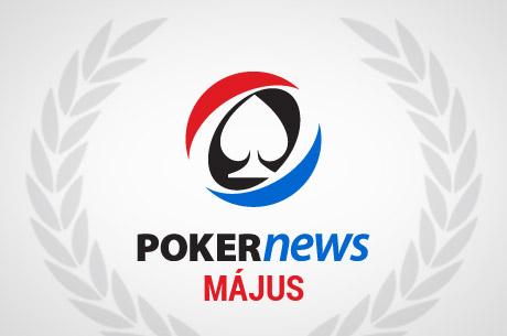 Havi áttekintő: Mi történt májusban a póker világában?