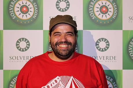 Joaquim Ricardo e Francisco Lopez Lideram Dia 1 da Etapa 6 Solverde Poker Season